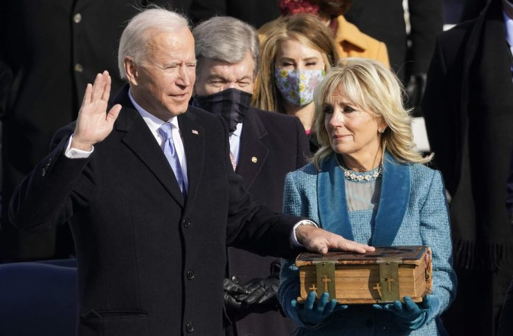 Joe Biden Inauguration Speech
