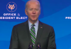 Biden's Cabinet for a Science Team for Covid-19 and Climate Change