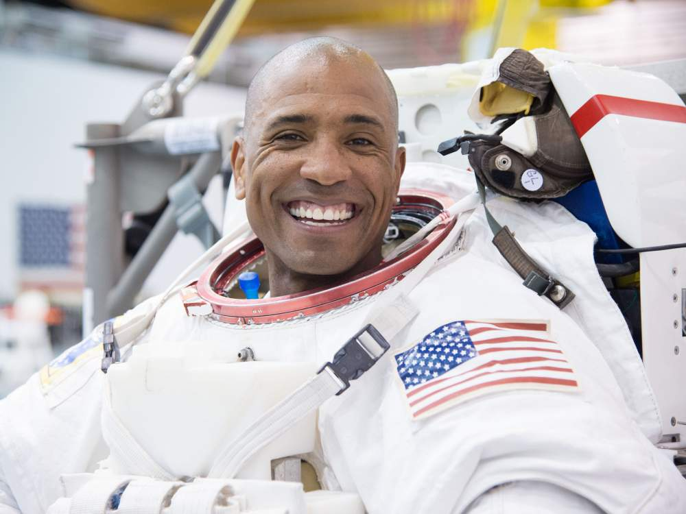 astronaut Victor Glover The Continent Times